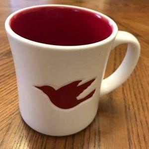 Starbucks Mug With Peace Dove